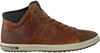 Cognac BJORN BORG Sneakers CURD MID M  - small