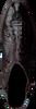 Bruine PERTINI Enkellaarsjes 30251  - small