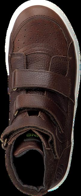 Bruine VINGINO Sneakers SIL MID VELCRO  - large
