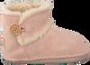 Roze UGG Babyschoenen LEMMY II  - small
