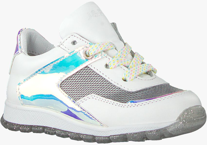 Witte JOCHIE & FREAKS Lage sneakers 20104  - larger