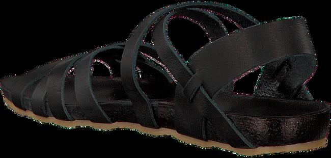 Zwarte RED-RAG Sandalen 79160 - large