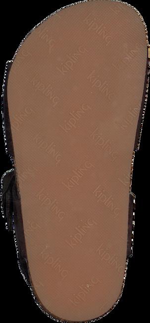 Bruine KIPLING Sandalen EASY 4  - large
