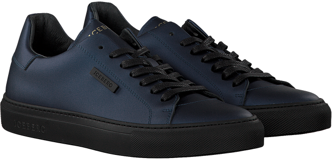 Blauwe ICEBERG Sneakers EIU783A  - large