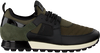 Groene CRUYFF CLASSICS Sneakers TRAXX MEN  - small
