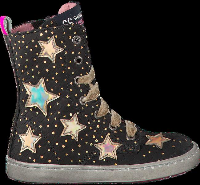 Zwarte SHOESME Lange laarzen UR7W021  - large