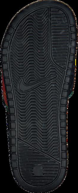 Zwarte NIKE Slippers BENASSI JDI PRINT WMNS - large