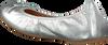 Zilveren UNISA Ballerina's ACOR  - small