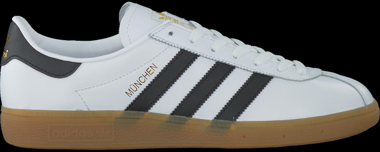 Witte ADIDAS Sneakers MUNCHEN HEREN Omoda.nl