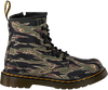 Groene DR MARTENS Veterboots 1460 CAMO T/J - small