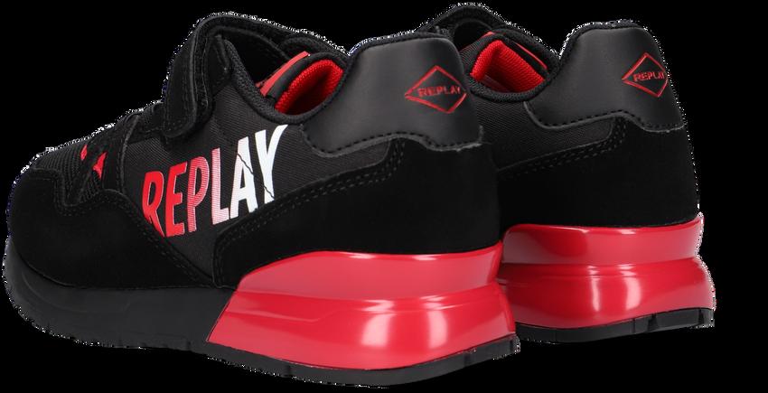 Zwarte REPLAY Lage sneakers BLAZEN  - larger