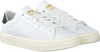 Witte ADIDAS Sneakers COURTVANTAGE WOMAN  - small