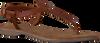 Bruine LAZAMANI Sandalen 75.618  - small
