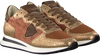 Gouden PHILIPPE MODEL Sneakers TZLD  - small