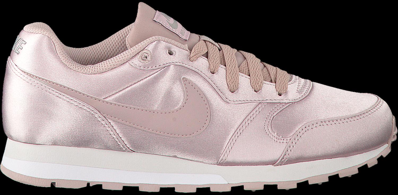 online retailer b3bfd ba575 Roze NIKE Sneakers MD RUNNER 2 WMNS - Omoda.nl