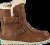 Bruine HIP Lange laarzen H2445  - small