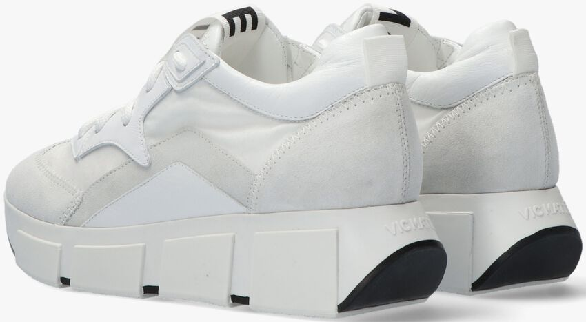 Witte VIC MATIE Lage sneakers 1Z5428D  - larger