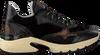 Zwarte VIA VAI Lage sneakers ZAIRA JADE  - small