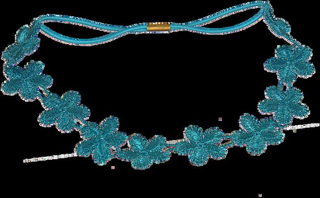 Blauwe LE BIG Haarband JADELYN HEADBAND - large