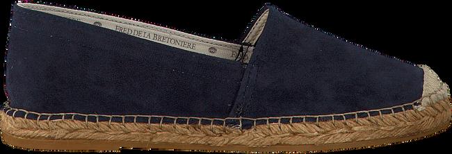 Blauwe FRED DE LA BRETONIERE Espadrilles 152010039  - large
