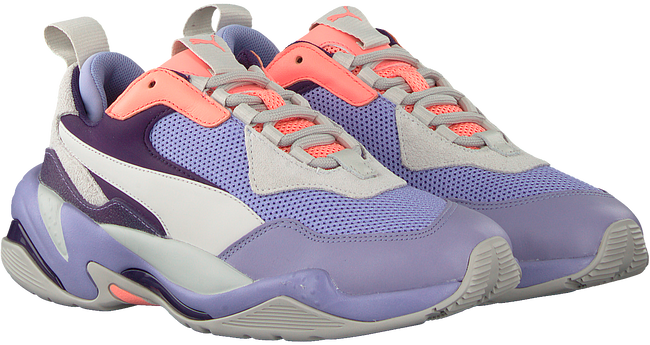 Paarse PUMA Sneakers THUNDER SPECTRA  - large