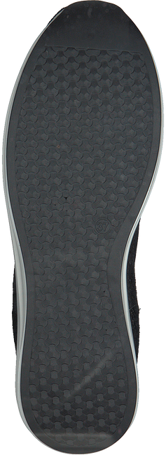 Zwarte RED-RAG Sneakers 76662  - large
