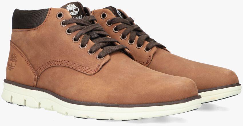 Cognac TIMBERLAND Lage sneakers BRADSTREET CHUKKA  - larger