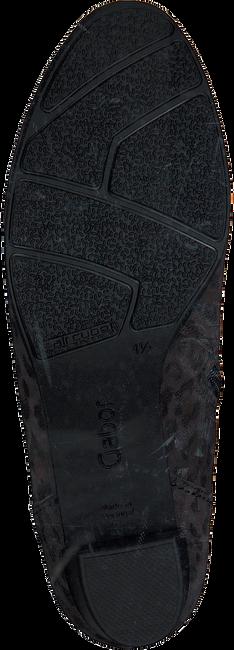 Grijze GABOR Enkellaarsjes 96.691 - large