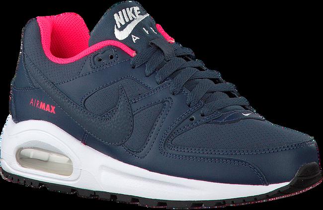 Blauwe NIKE Sneakers AIR MAX COMMAND (KIDS)  - large