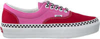 Rode VANS Lage sneakers UA ERA PLATFORM WMN  - medium