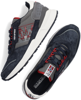 Blauwe NAPAPIJRI Lage sneakers SPARROW  - medium