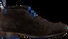 Bruine FLORIS VAN BOMMEL Veterschoenen 10203  - small