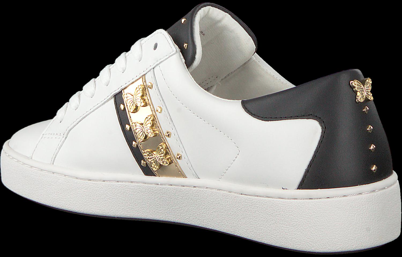 6f9ab16c009 Witte MICHAEL KORS Sneakers KEATON STRIPE SNEAKER. MICHAEL KORS. Previous