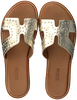Gouden VERTON Slippers 10179  - small