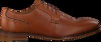 Cognac MAZZELTOV Nette schoenen MRUBI  - medium