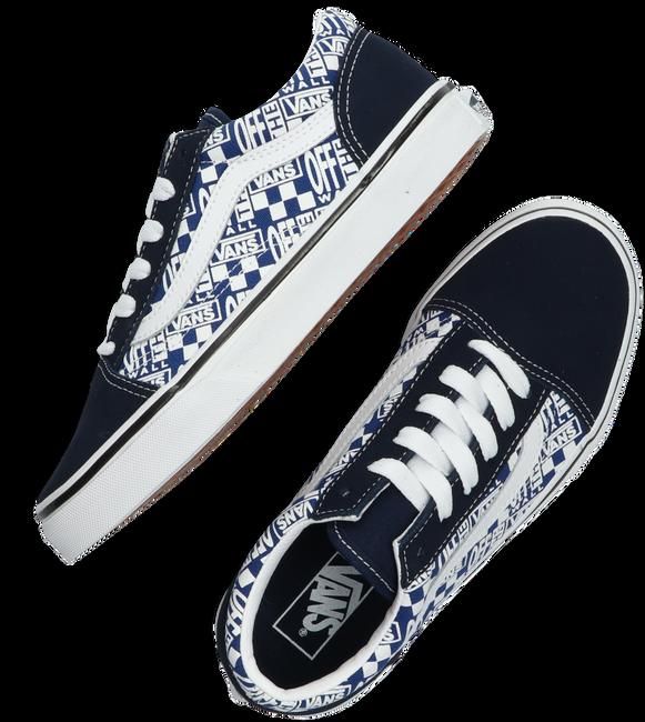 Blauwe VANS Lage sneakers UY OLD SKOOL  - large