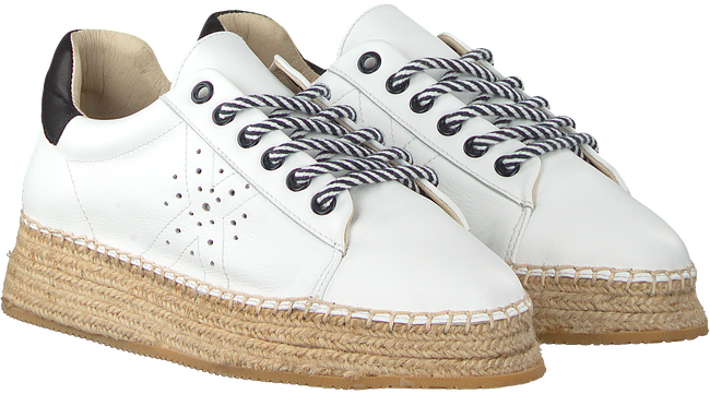 Witte ROBERTO D'ANGELO Sneakers ANGOLA  - large