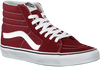 Rode VANS Sneakers SK8-HI HEREN  - small