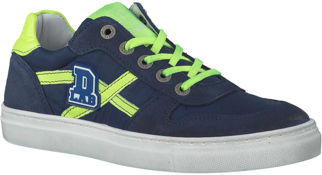 Blauwe DEVELAB Sneakers 41393  - large