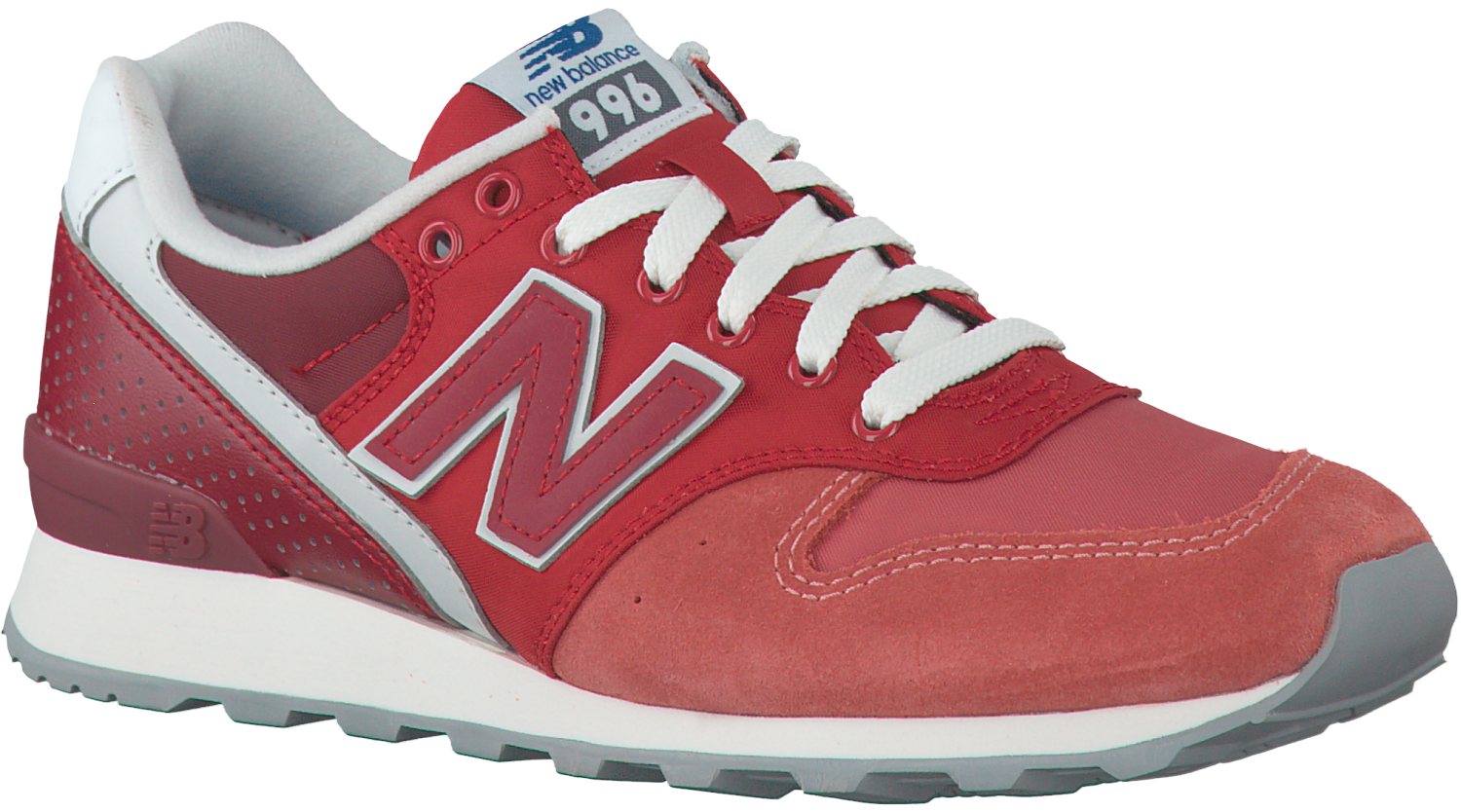 Rode NEW BALANCE Sneakers WR996 WMN | Omoda