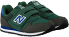 Groene NEW BALANCE Lage sneakers YV373/IV373  - small