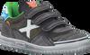 Grijze MUNICH Sneakers G3 KID VELCRO - small