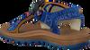 Blauwe SHOESME Sandalen OU8S115 - small