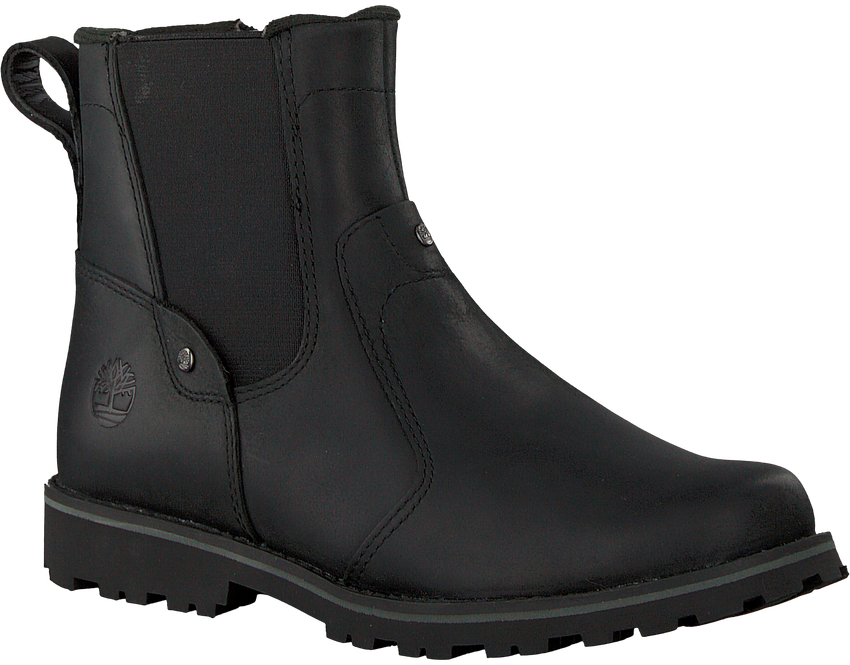 Zwarte TIMBERLAND Chelsea boots ASPHTRL CHELSEA M KIDS - larger