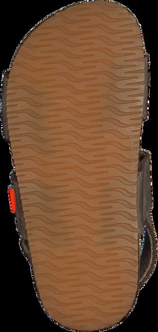 Bruine CLIC! Sandalen TROY - large