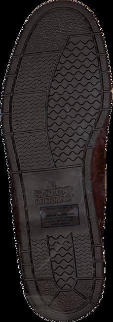 Bruine SEBAGO Instappers SLOOP VNEfLTOO