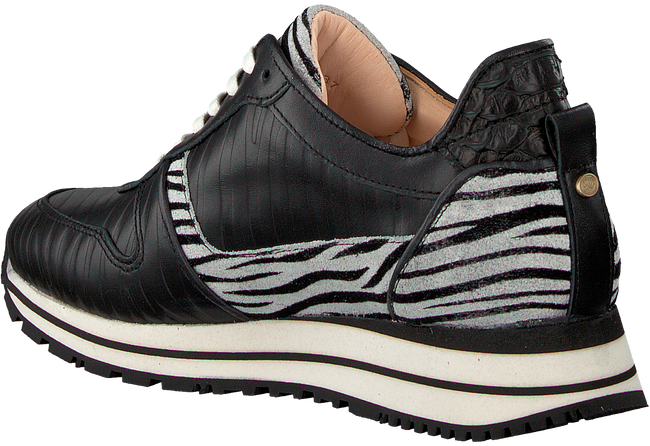 Zwarte FRED DE LA BRETONIERE Sneakers 101010070  - large