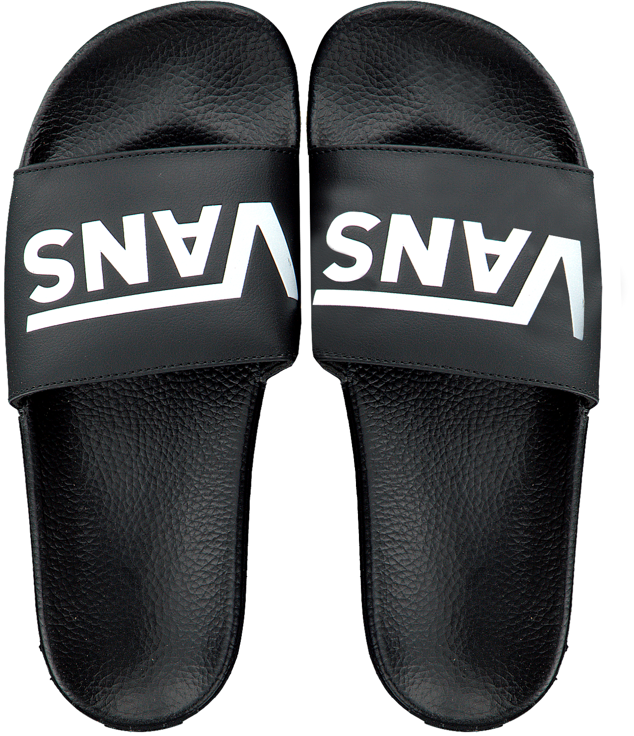 vans slippers heren