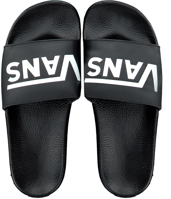 Zwarte VANS Slippers SLIDE ON MEN  - large