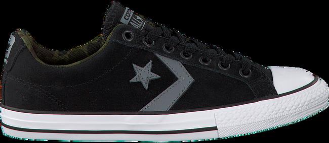 Zwarte CONVERSE Sneakers STAR PLAYER OX KIDS  - large